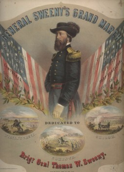Sweeny Sheet Music Cover