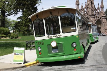 Green-Wood Trolley