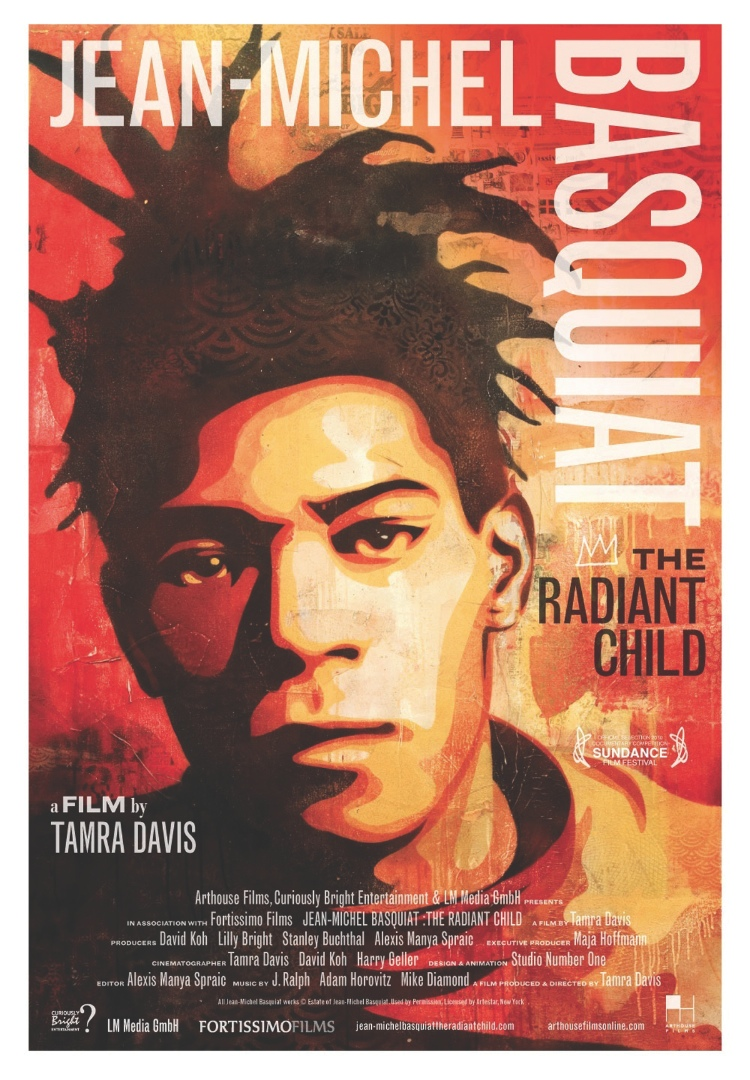 1 pm private screening of basquiat film the radiant