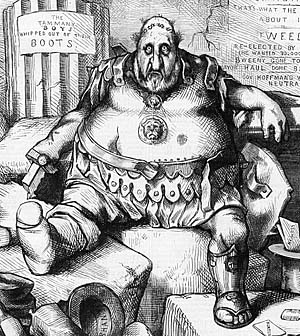 william boss tweed essay Ambition theory reconsidered: boss tweed, fernando wood, and gilded age political wealth accumulation the case of fernando wood represents a useful analytic contrast to william tweed, whose influence in new york politics eclipsed that of wood in the 1860s but.
