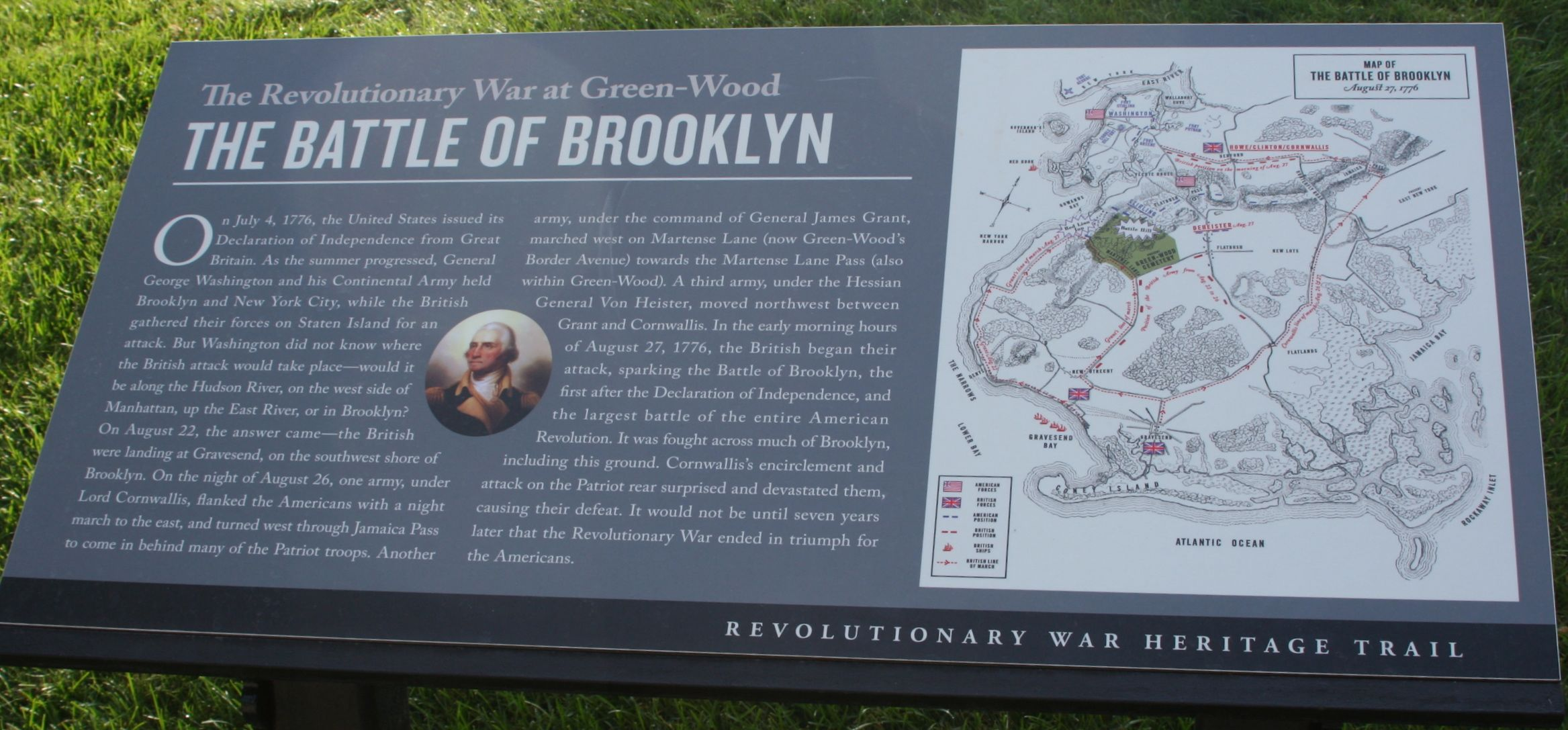 Commemorating the Battle of Brooklyn | Green-Wood on