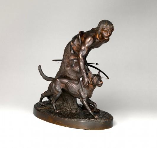 "John Quincy Adams's ""The Indian Hunter."""
