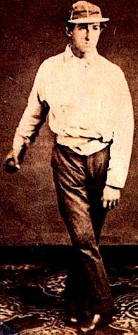 Jim Creighton, baseball hero and martyr.