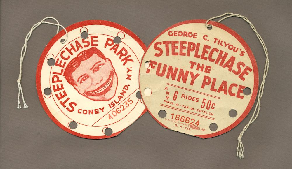 Steeplechase Park Tickets Green Wood