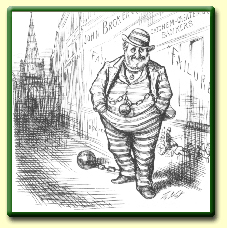 Thomas Nast's image of Tweed