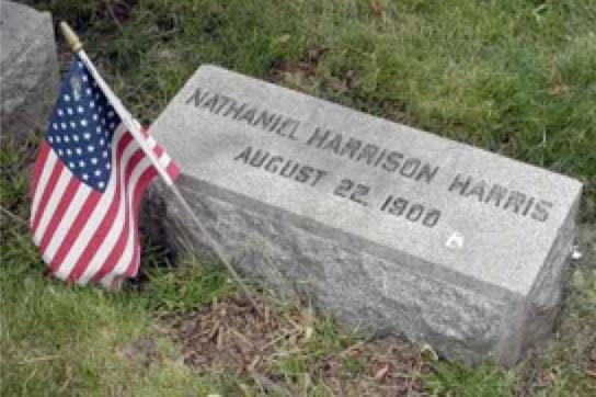 harris.gravestone