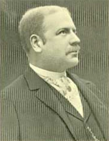 Image in New York State's Prominent and Progressive Men Volume 3, 1902.