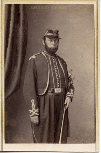 Edgar Addison Kimball. From the Dennis C. Schurr Collection.