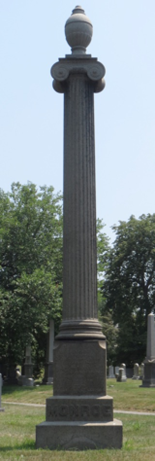 Monument to John Monroe