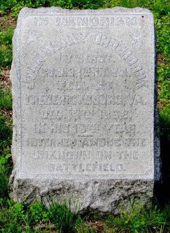 Onderdonk Cenotaph