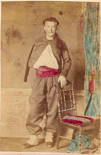 William Van Sykle. From the Dennis C. Schurr Collection.