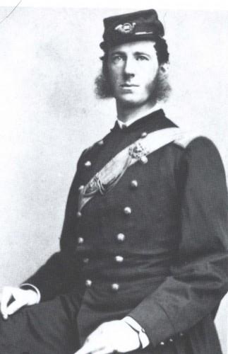 Lieutenant Colonel Lloyd Aspinwall.