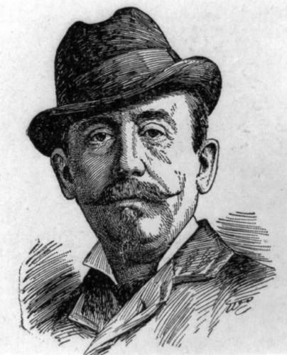 Sculptor Henry Jackson Ellicott.