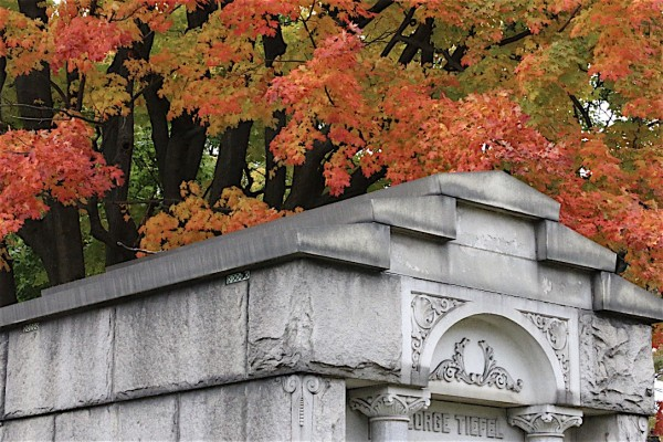 Maple and granite.