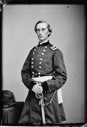 General Schuyler Hamilton, grandson of Alexander Hamilton.