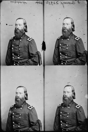 Brigadier General Thomas Sweeny.