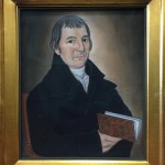 This pastel portrait of Clarkson Crolius, by Micah Williams, has been donated to The Green-Wood Historic Fund Collections by Ed King.