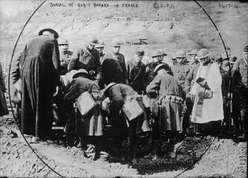 Funeral of Robert B. Cutting