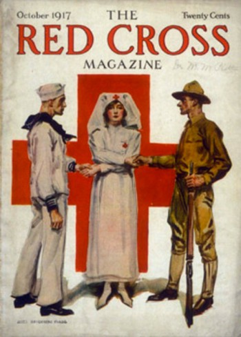 The Red Cross in World War I