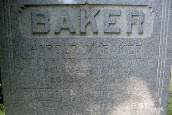 baker-gravestone