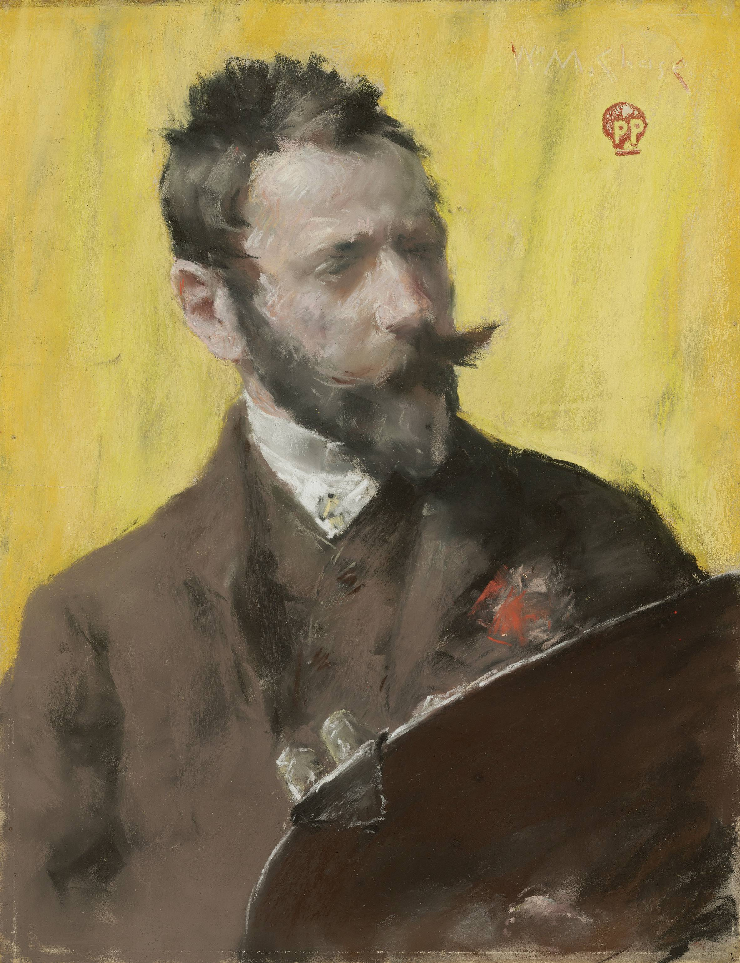 """""""William Merrit Chase–A Modern Master"""" 