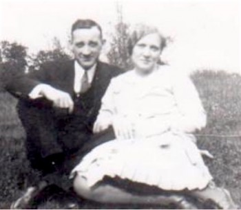 Harold and Nellie Marshall