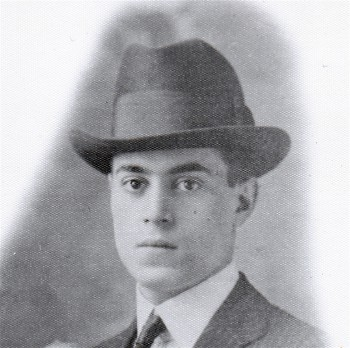 Steve Andres (Andrikides) in 1921