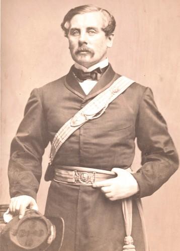 Thomas Francis Meagher, circa 1865.