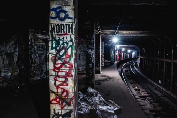 Another subway shot.