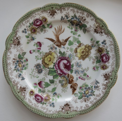 floral-plate