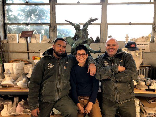 neela workshop crew
