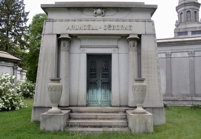Arundell Osborne Mausoleum