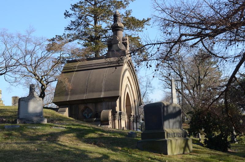 Dewey Mausoleum