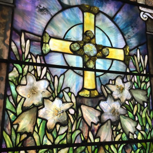 stained glass tiffany