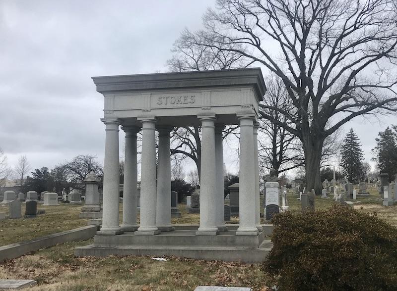 Stokes Monument