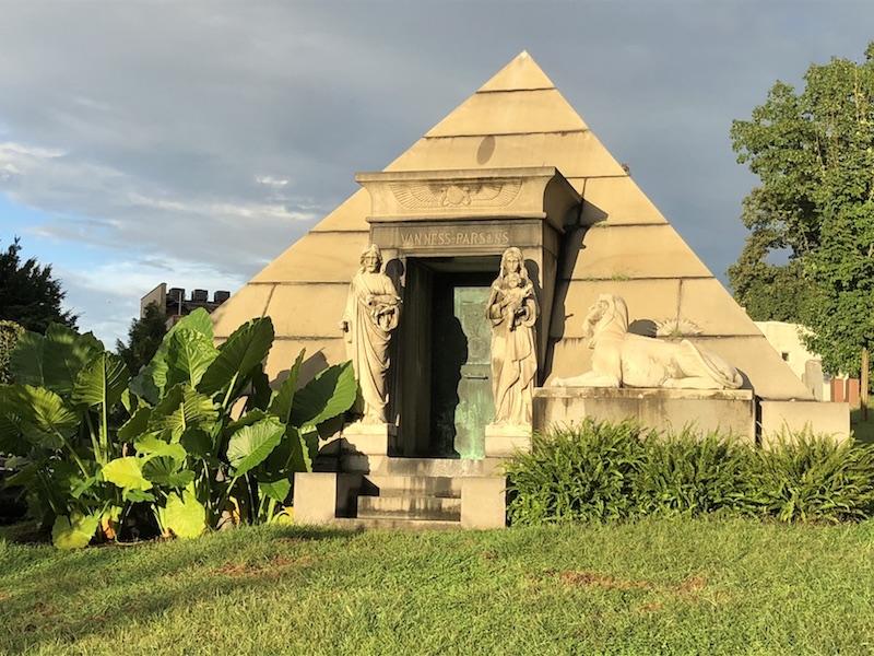 Van Ness Parsons Mausoleum
