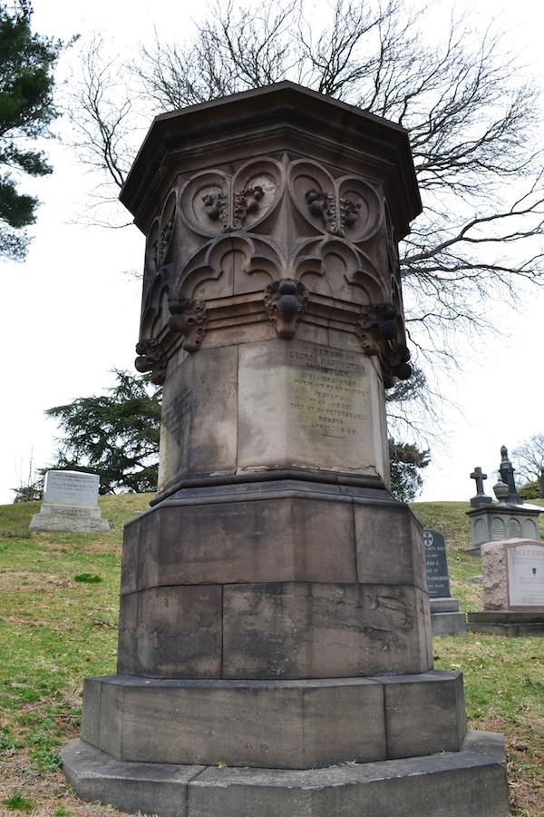 Whistler Monument