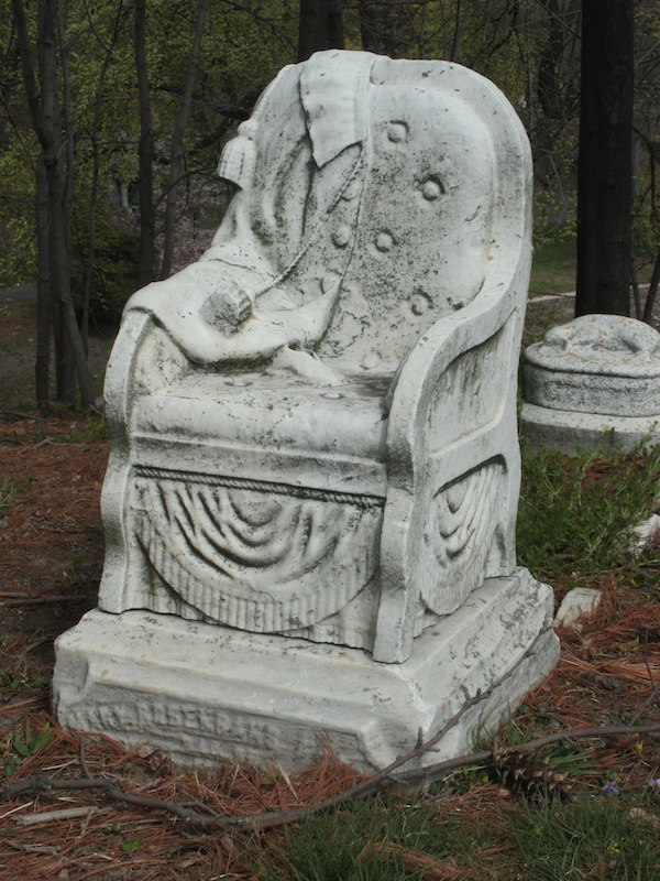 Mary Adsit Monument
