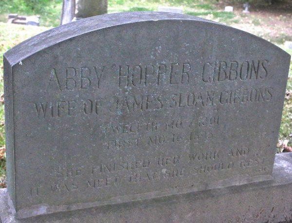 gibbons gravestone