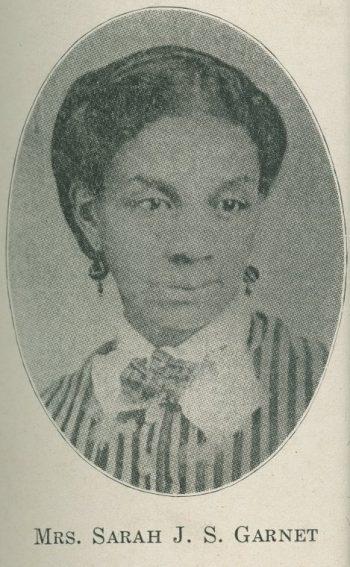 garnet portrait image