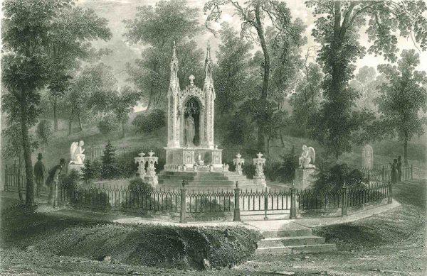charlotte canda monument