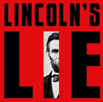 lincoln's lie book cover