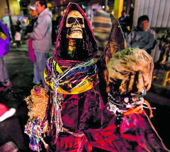 mexican death culture
