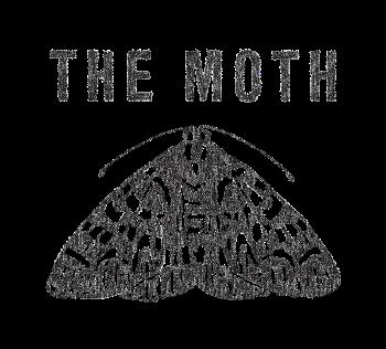 the moth logo
