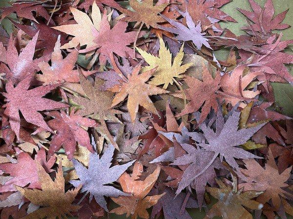ghost tike leaves