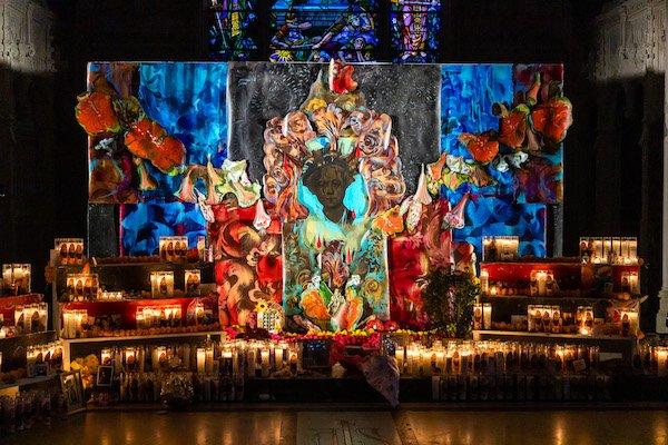 corona altar