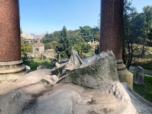 disaster monument