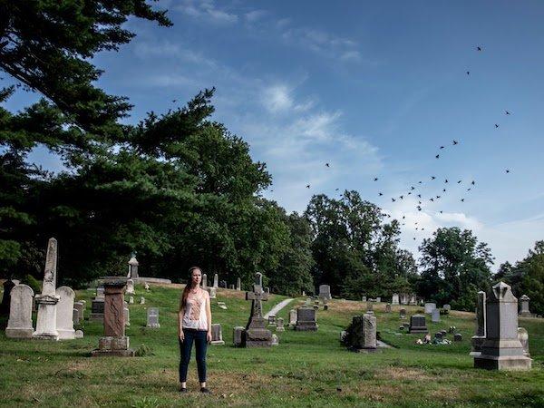 Gelsie Bell cemetery